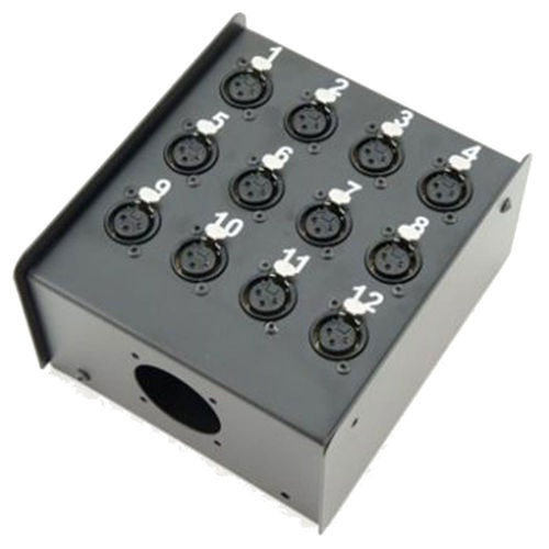 Penn Elcom Neutrik Loaded 12 Way Stage Box | Pro. Cables Audio