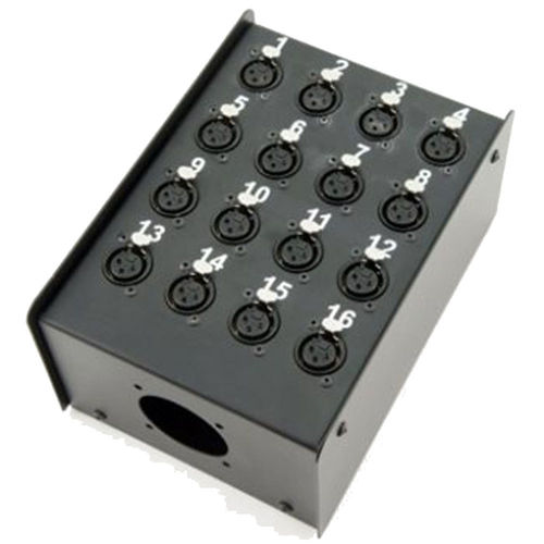 Penn Elcom Neutrik Loaded 16 Way Stage Box | Pro. Cables Audio