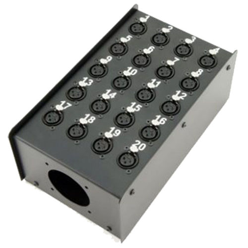 Penn Elcom Neutrik Loaded 20 Way Stage Box | Pro. Cables Audio