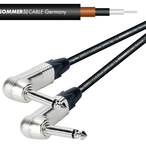 TS To TS Instrument Cable Neutrik NP2RX - Neutrik NP2RX | ProCables.Audio