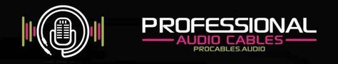 Professional Quality Audio Leads Made To Order | ProCables.Audio